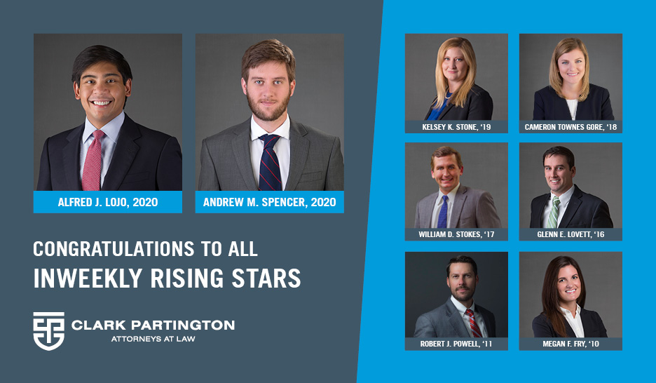 8 attorneys featured as inweekly rising stars